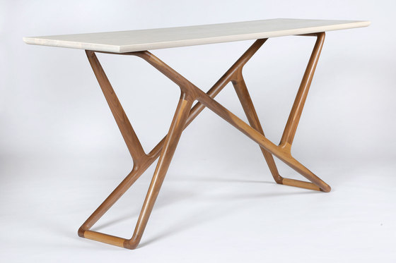 Lark console by Brian Fireman Design | Console tables
