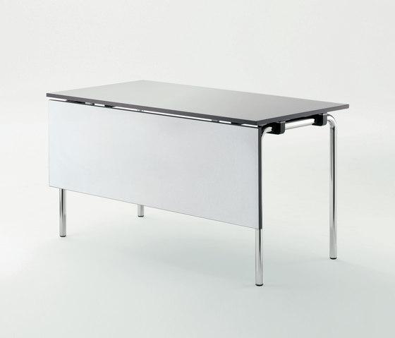 Conbrio Collapsible Tables de viasit | Mesas de seminario