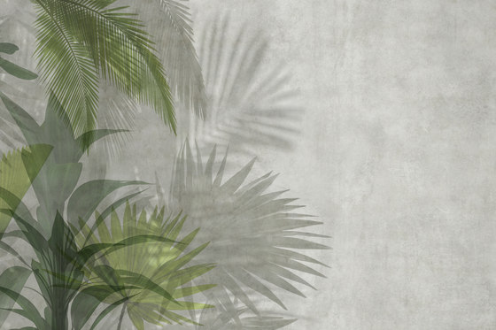 Paysage Exotic by GLAMORA | Bespoke wall coverings