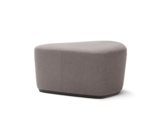 Beach Stones by Leland International | Modular seating elements