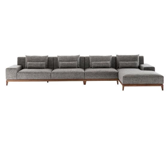 Teatro | sofa-2 de HC28 | Sofás