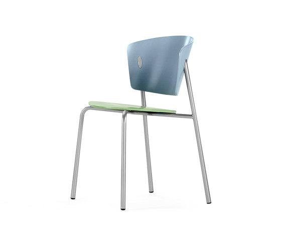 Café Parfait Side Chair by Leland International | Chairs