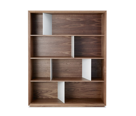 Teatro | bookcase by HC28 | Shelving
