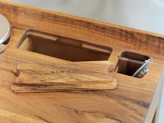Theo desk plus scrivania di Sixay Furniture | Scrivanie