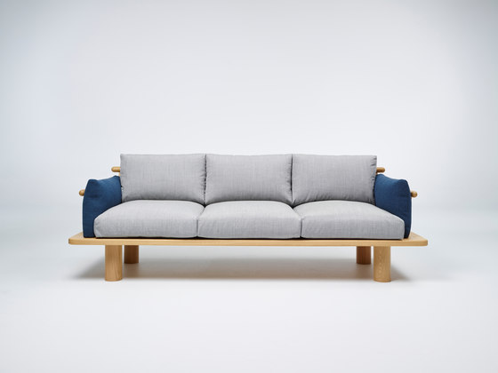 September Sofa di Cruso | Divani