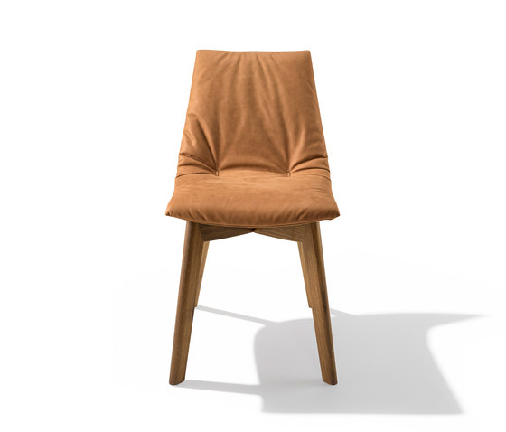 lui chair by TEAM 7 | Visitors chairs / Side chairs