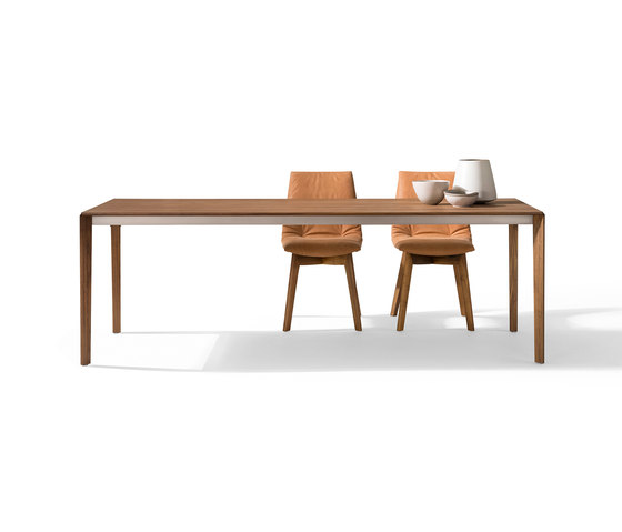 tak extension table by TEAM 7 | Dining tables