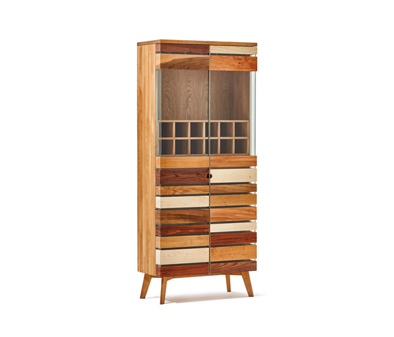 Baroso Bar cabinet by Sixay Furniture   Display cabinets