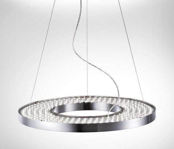 VIVAA RING Suspended Luminaire by H. Waldmann | General lighting