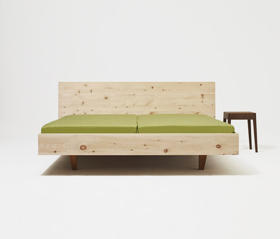 Anna wood bed by Sixay Furniture | Beds