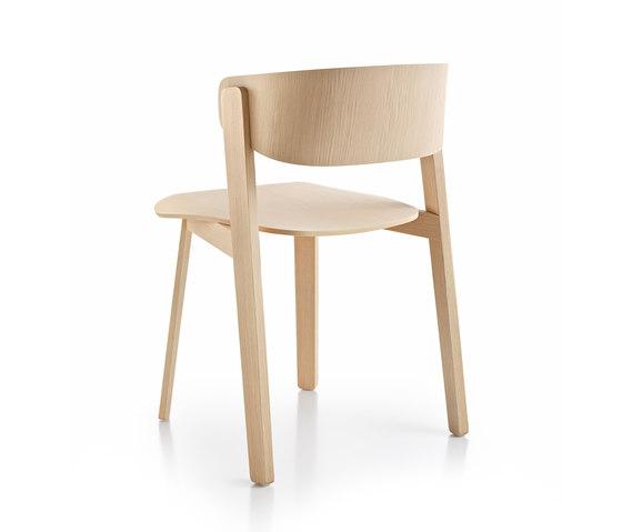 Wolfgang | WOR135 von Fornasarig | Stühle