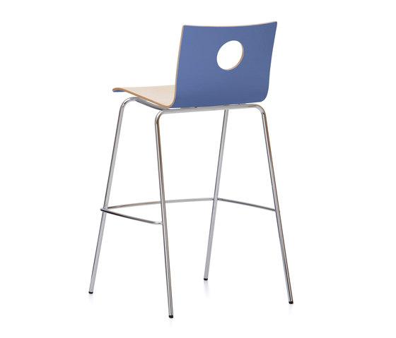 M2 Bar/Counter Chair by Leland International   Bar stools