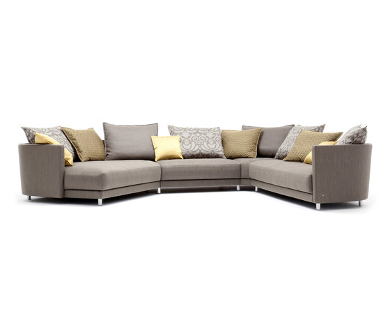rolf benz onda sofas von rolf benz architonic. Black Bedroom Furniture Sets. Home Design Ideas