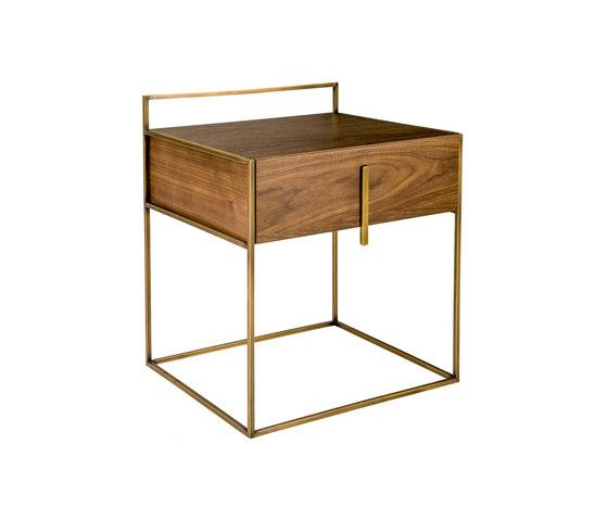 Fond | bedside table di HC28 | Comodini
