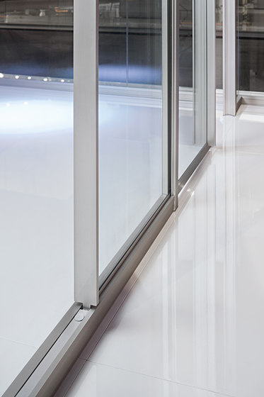 Partition W40 by Tecno | Wall partition systems