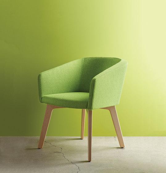 Ridge Guest    Chair de Stylex   Sillas