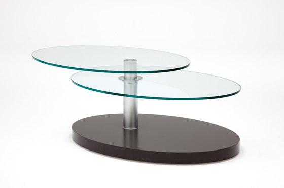Rolf Benz 8100 di Rolf Benz | Tavolini da salotto