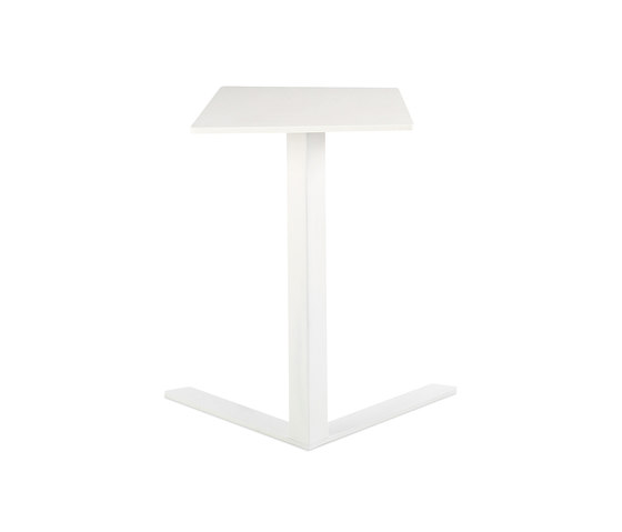 Quarry Mobile Stand Tablet by Leland International | Side tables