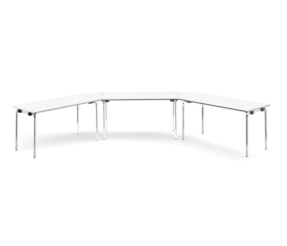 Conbrio Collapsible Tables di Viasit | Tavoli contract
