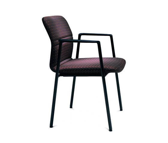 Bounce | Chair by Stylex | Visitors chairs / Side chairs