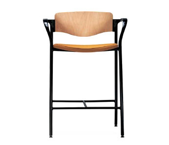 Welcome | Counter Stool | Half Back von Stylex | Barhocker