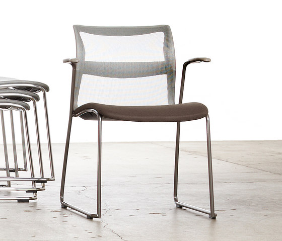 Zephyr | Chair by Stylex | Visitors chairs / Side chairs