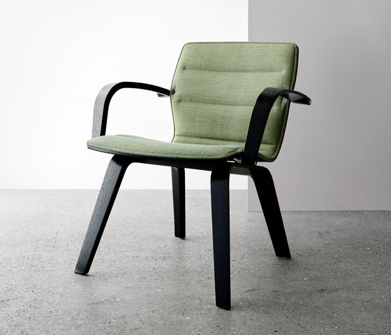 Butterfly Lounge wood by Magnus Olesen | Armchairs