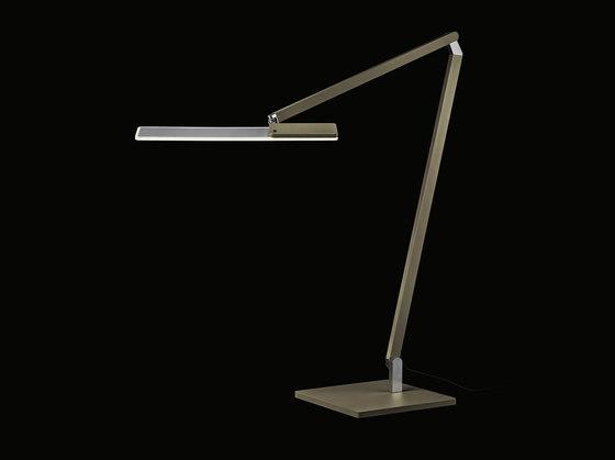 roxxane office desk luminaire bronze edition de Nimbus | Luminaires de table