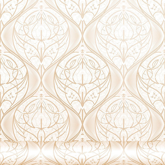 Alcina 236 Almendra de Equipo DRT   Revestimientos de paredes / papeles pintados