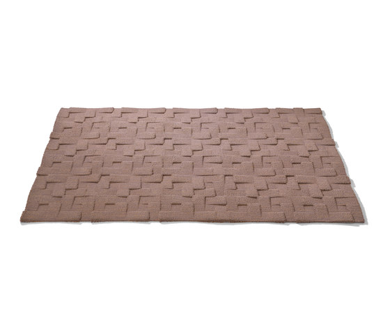 Surfaces 3D | Mosaïc by CSrugs | Rugs