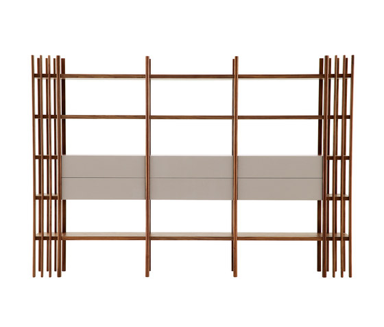 Forest |bookcase by HC28 | Shelving