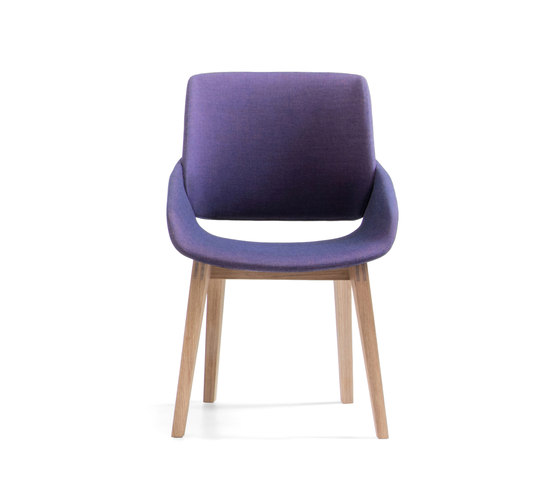Monk chair by Prostoria | Visitors chairs / Side chairs