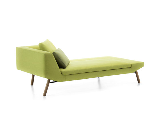 Combine chaise longue chaise longues from prostoria for Chaise longue manufacturers