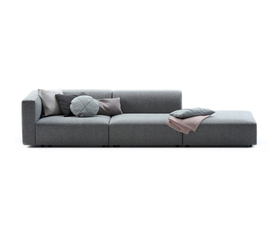Match modular sofa divani lounge prostoria architonic for Prostoria divani