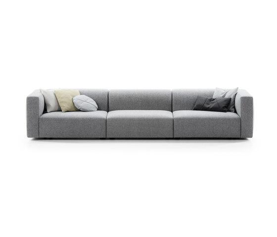 Match sofa di Prostoria | Divani lounge
