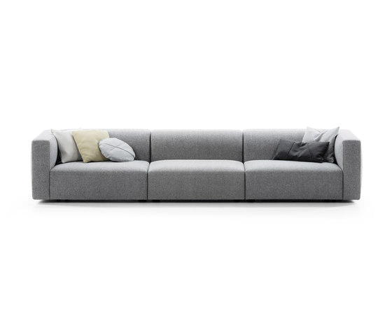 Match sofa by Prostoria | Lounge sofas