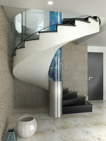 Aqua de Siller Treppen   Sistemas de escalera