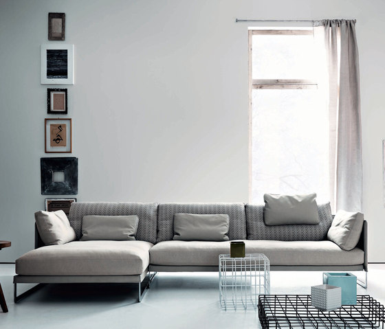 Livingston | Sofa de Saba Italia | Sofás