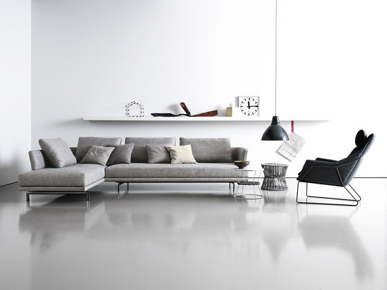 New Quinta Strada | Sofa by Saba Italia | Sofas