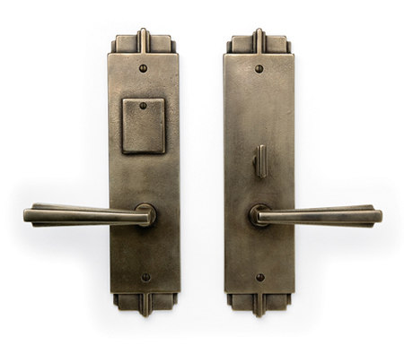 Entry Sets - CS-461ML by Sun Valley Bronze   Handle sets
