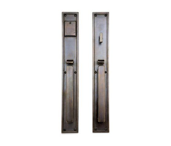 Entry Sets - CS-1518HH by Sun Valley Bronze | Handle sets