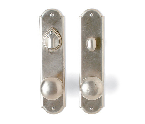 Entry Sets - CS-A409PLD by Sun Valley Bronze | Handle sets