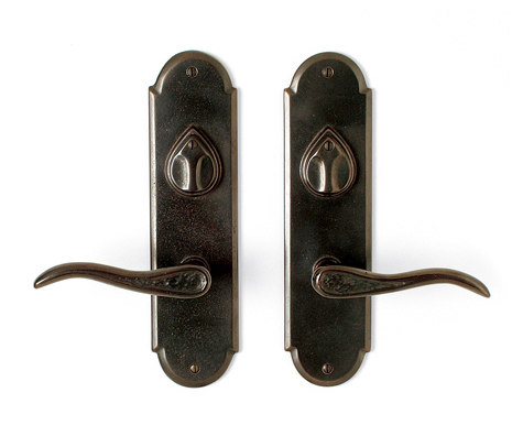 Entry Sets - CS-A410ML-DC by Sun Valley Bronze | Handle sets
