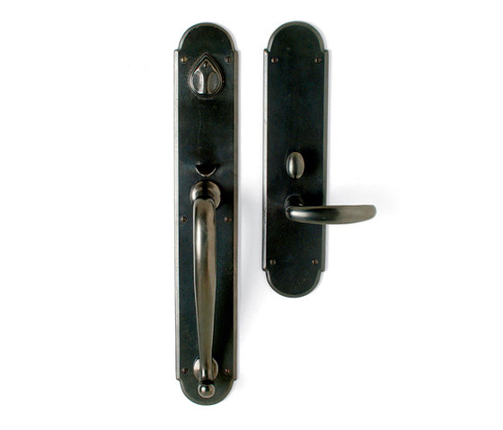 Entry Sets - CS-A802 by Sun Valley Bronze   Handle sets