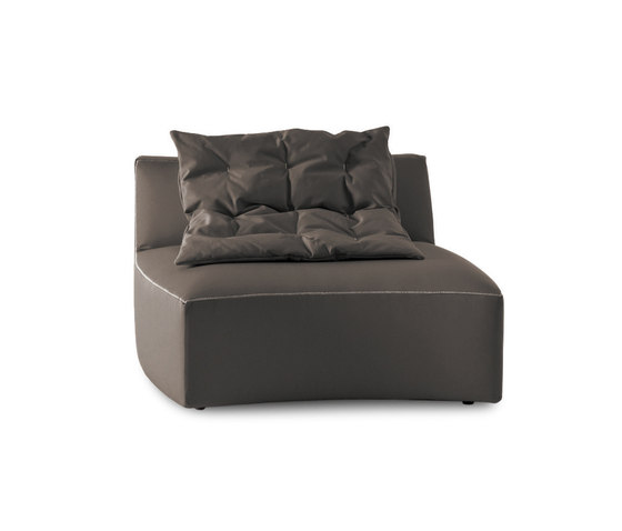 River | Sofa | Central Unit by Saba Italia | Lounge chairs