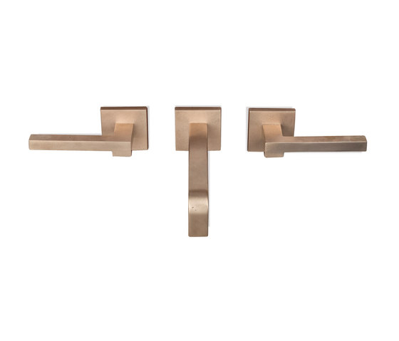 Faucets & Fixtures - CLF-WLF-O3 by Sun Valley Bronze | Wash basin taps