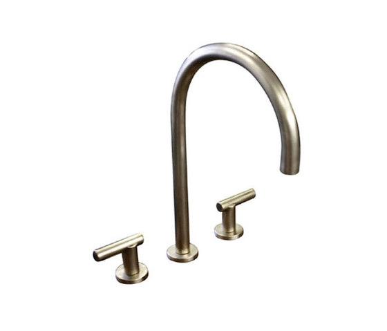 Faucets & Fixtures - CS-LF05-900-P925/LF-901 by Sun Valley Bronze | Wash basin taps
