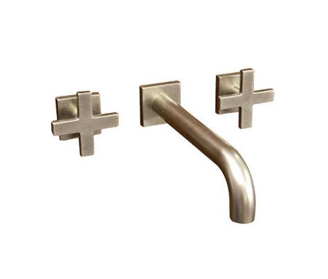 Faucets & Fixtures - CS-WLF04-900-P925/LF-901 by Sun Valley Bronze | Wash basin taps