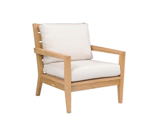 Algarve Lounge Chair de Kingsley Bate   Sillones