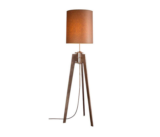 Lamps - OTTO-FL1000 by Sun Valley Bronze   Free-standing lights